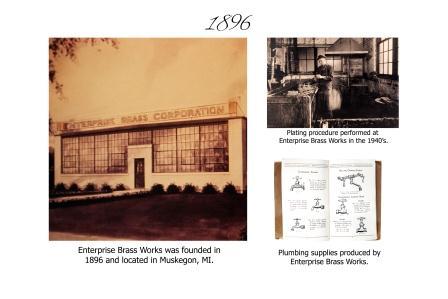 EBW Electronics 1896