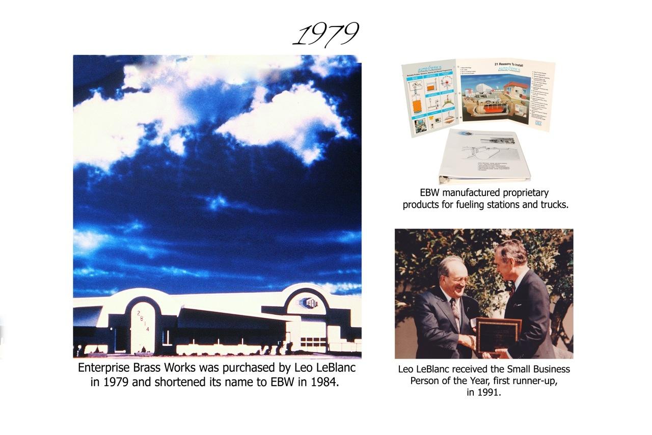 EBW Electronics 1979