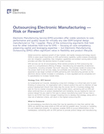 electronics manufacturing white paper
