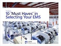 selecting your EMS